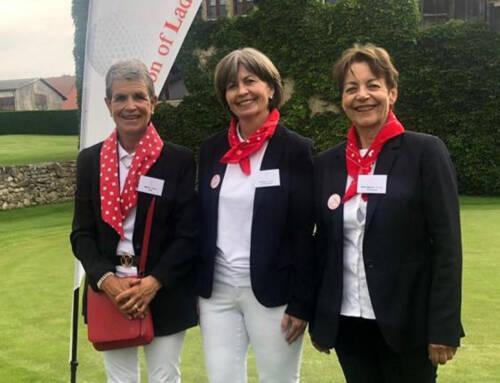 26. nationales Treffen der SALGC im Golf Vuissens – 12/13 Juli 2021 Golfplatz unter Wasser – Stimmung top!